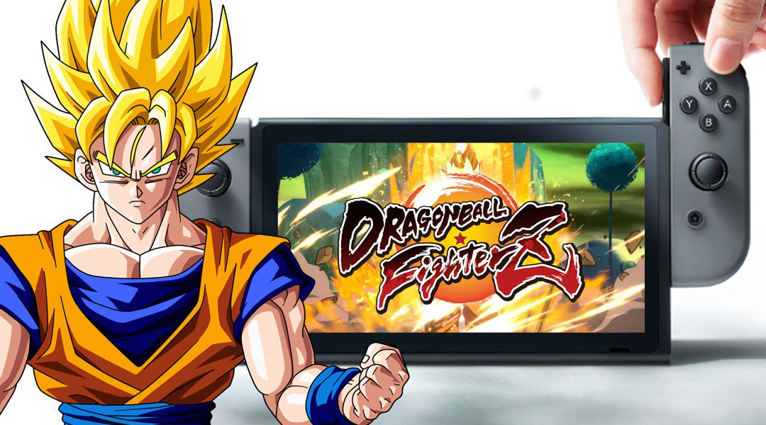 Dragon Ball FighterZ in arrivo anche su Switch