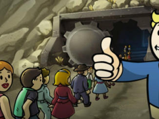 Fallout Shelter disponibile per PS4 e Nintendo Switch