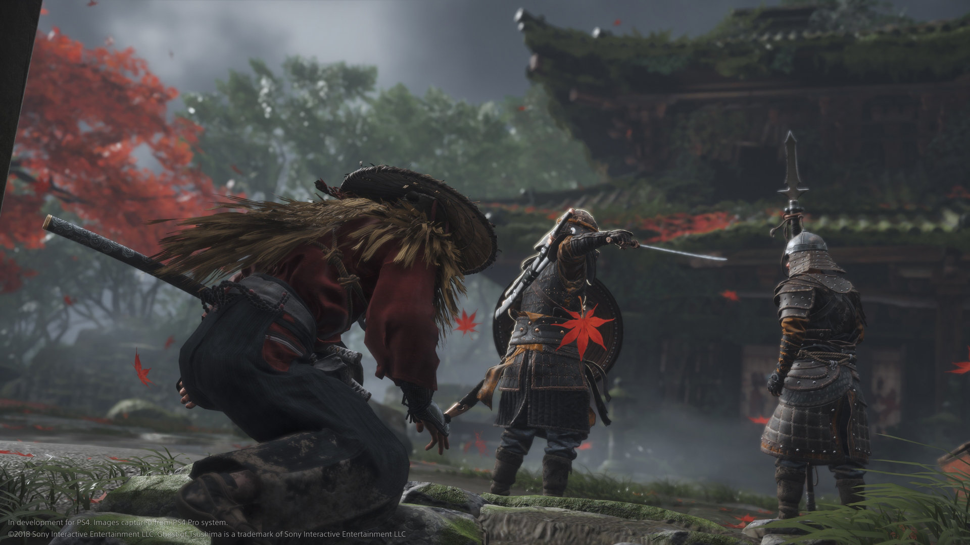 Ghost of Tsushima non sarà difficile come i Dark Souls