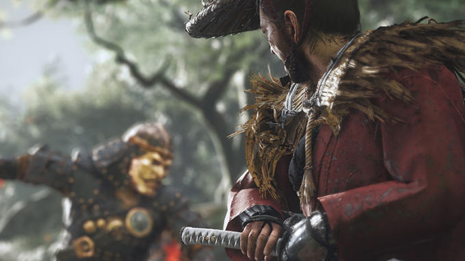 Ghost of Tsushima: nuovo trailer del gameplay