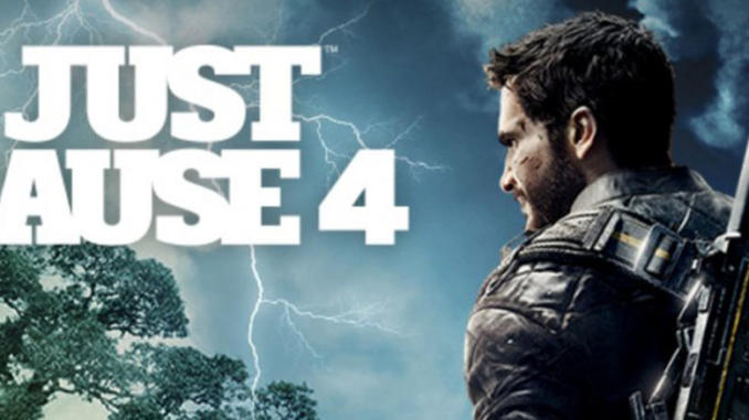Just Cause 4 svelato da un annuncio Steam