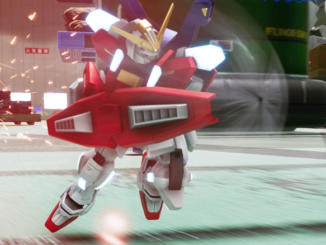 New Gundam Breaker disponibile per PlayStation 4