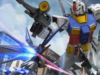 New Gundam Breaker: rinviata la versione Steam