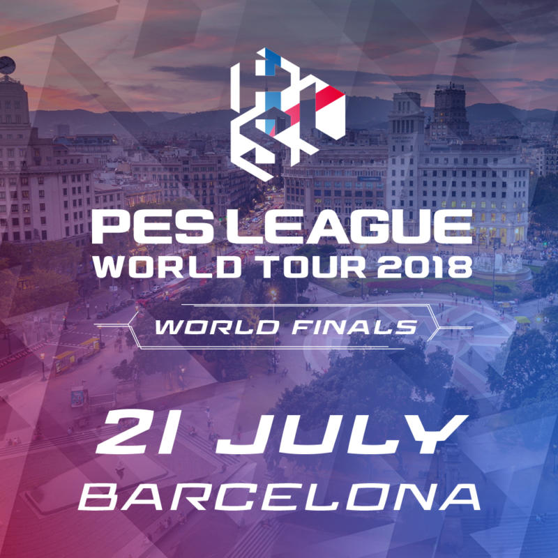 PES League 2018: Barcellona ospiterà le World Finals