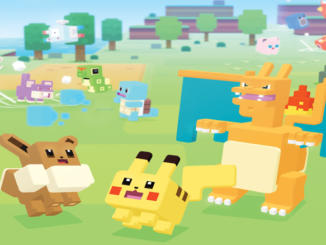 Pokémon Quest ora disponibile per iOS e Android