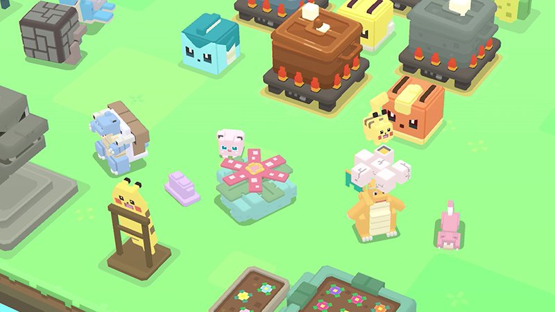 Pokémon Quest supera il milione di download