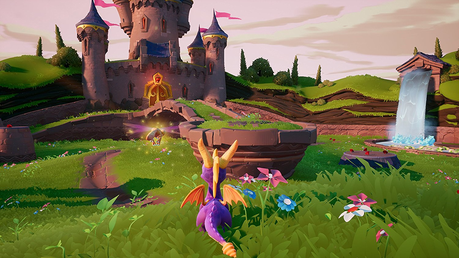 Spyro Reignited Trilogy: primo video gameplay