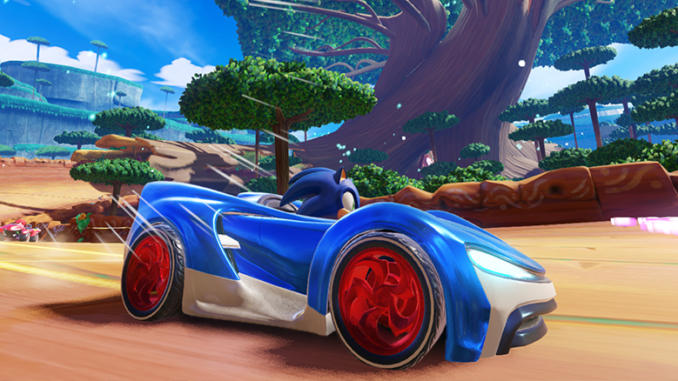 Team Sonic Racing: nuovo trailer del gameplay