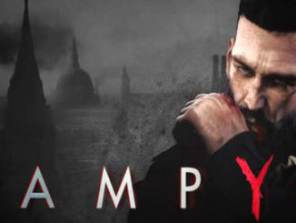 VAMPYR disponibile per PS4, Xbox One e PC