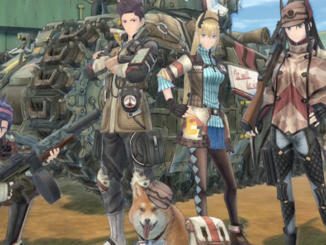 Valkyria Chronicles 4 ha una data di uscita