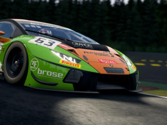Assetto Corsa Competizione in Early Access a Spa-Francorshamps