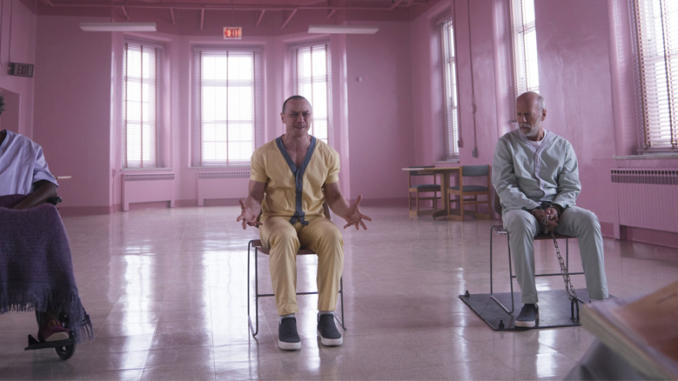 Glass: trailer ufficiale italiano del nuovo film di M. Night Shyamalan