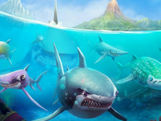 Hungry Shark World da domani su console