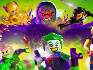 LEGO DC Super-Villain: il trailer del Comic-Con