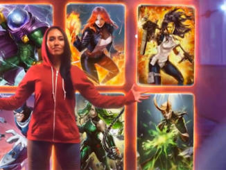 Marvel Battle Lines: primo video gameplay