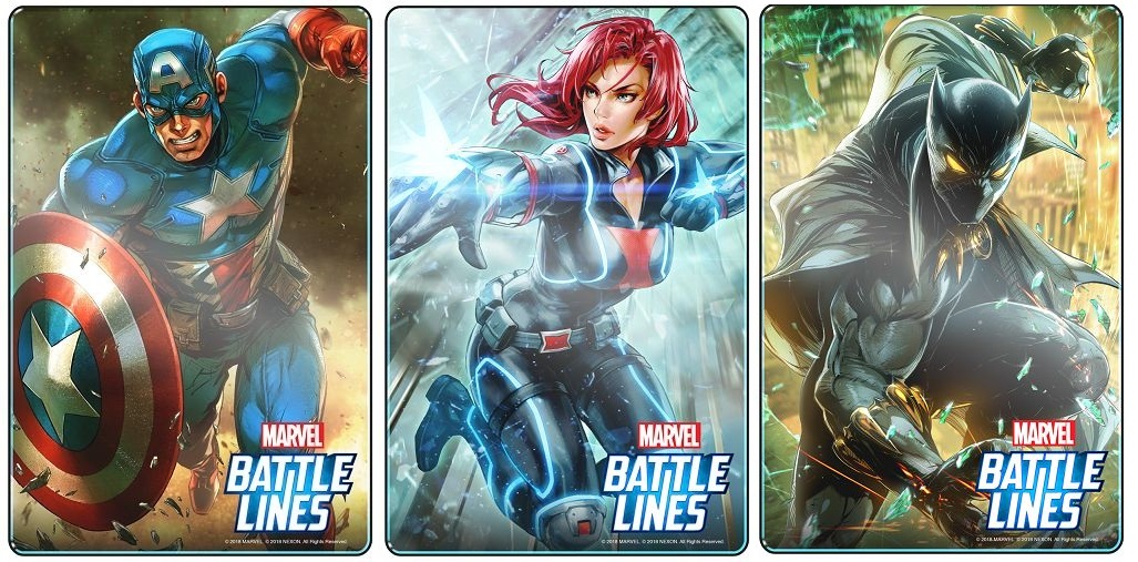MARVEL Battle Lines- primo video gameplay