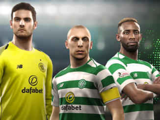 PES 2019: il Celtic si unisce ai club partner