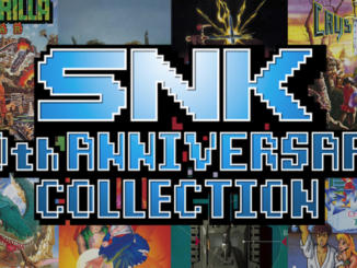 SNK 40th Anniversary Collection arriva su Nintendo Switch a Novembre