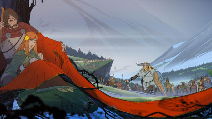 The Banner Saga Trilogy: Bonus Edition disponibile