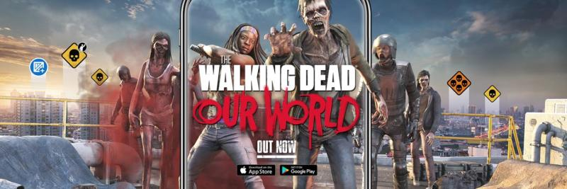 The Walking Dead: Our World disponibile per iOS e Android