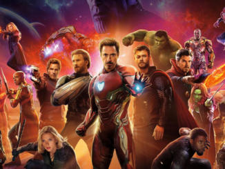 Avengers: Infinity War disponibile in Home Video