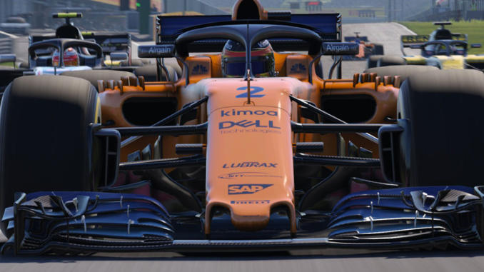F1 2018 si mostra in un nuovo video gameplay