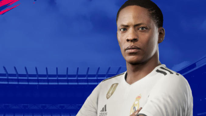FIFA 19: Alex Hunter passa al Real Madrid