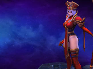 Heroes of the Storm: Sally Biancachioma ora disponibile