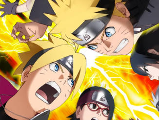 Naruto to Boruto: Shinobi Striker disponibile oggi