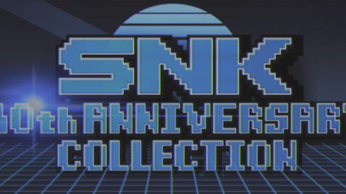 SNK 40th Anniversary Collection: svelato un nuovo trailer