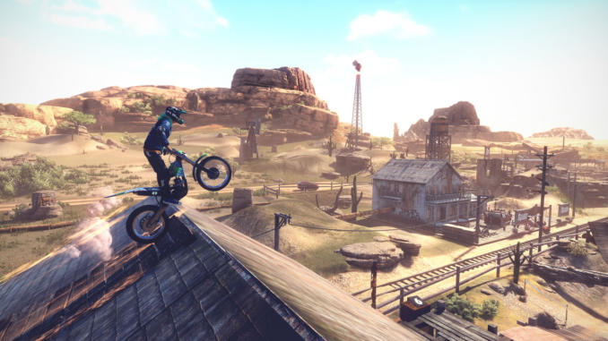 Trials Rising ha una data di lancio