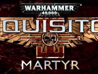 Warhammer 40,000: Inquisitor – Martyr ora disponibile su Xbox One e PS4