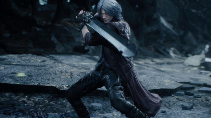 Devil May Cry 5: un video gameplay dedicato a Dante