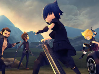 Final Fantasy XV Pocket Edition disponibile su console