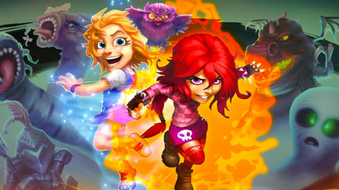 Giana Sisters: Twisted Dreams - Owltimate Edition in arrivo su Switch