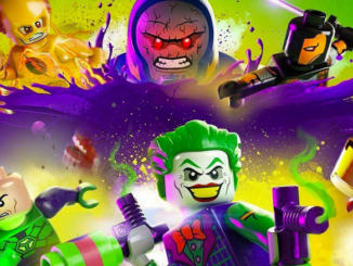 LEGO DC Super-Villains: un trailer per Darkseid