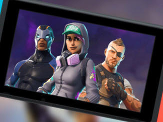 Nintendo Switch: in arrivo il bundle con Fortnite