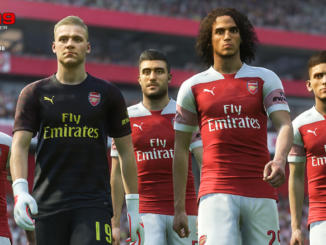 PES 2019: Konami e l'Arsenal prolungano la partnership