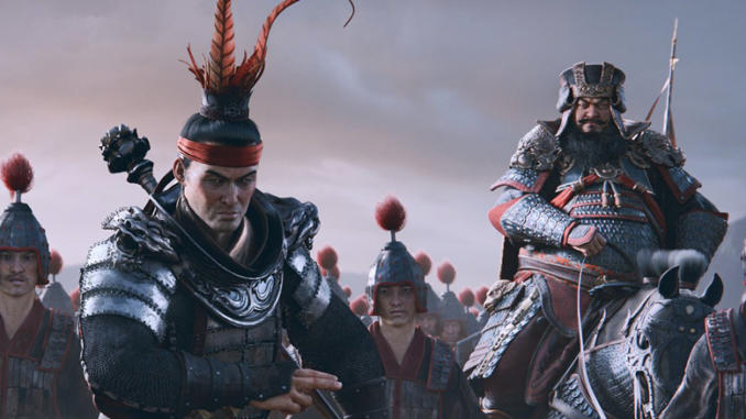 Total War: Three Kingdoms - La data di uscita