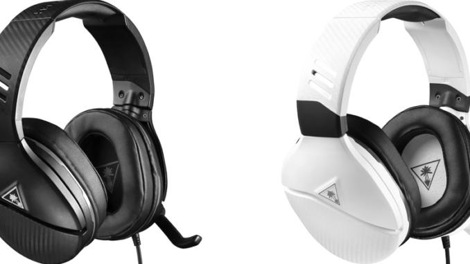 Turtle Beach: disponibili le Recon 200