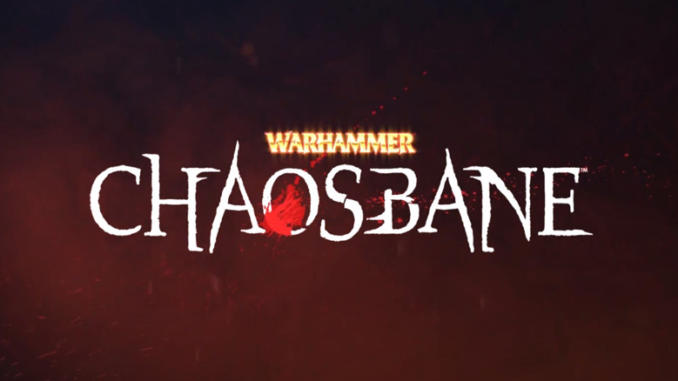 Warhammer: Chaosbane, il primo video di gameplay commentato