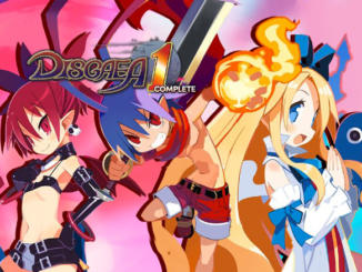 Disgaea 1 Complete disponibile per Switch e PlayStation 4