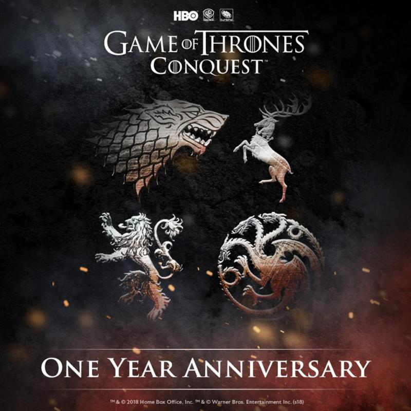 Game of Thrones: Conquest, i draghi arrivano a Westeros