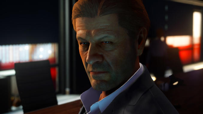 Hitman 2: prime immagini in-game di Sean Bean