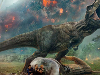 Jurassic World: Il regno distrutto disponibile in home video