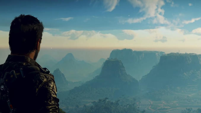 Just Cause 4: disponibile il Panoramic Trailer in 4K