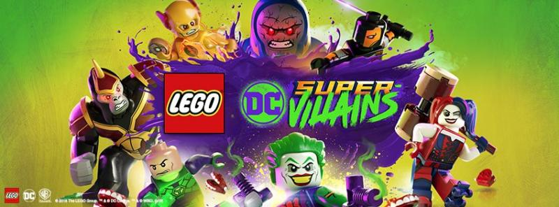 LEGO DC Super-Villains: annunciata la data di lancio