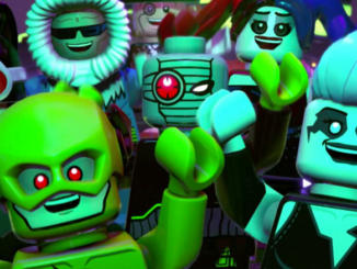 LEGO DC Super-Villains: il trailer di lancio