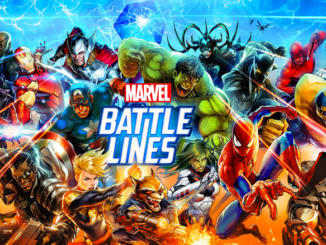 Marvel Battle Lines disponibile oggi