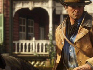 Red Dead Redemption 2 disponibile oggi